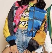 jacket,cardi b,90s style