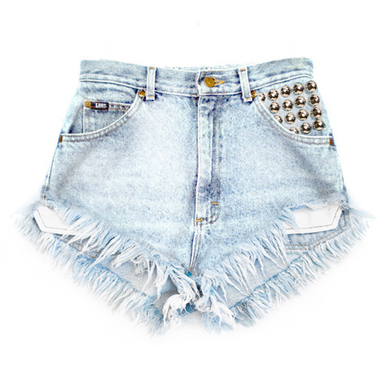 Hipster 320 Lite XL Shorts - Arad Denim