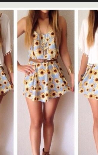 dress similar sunflower exact backto school belt