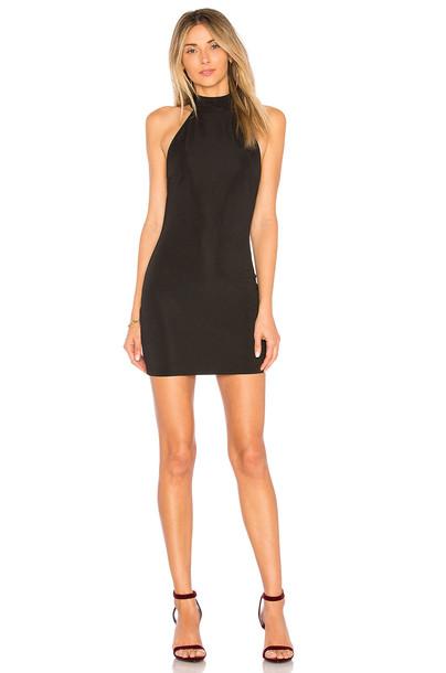 CAPULET dress black