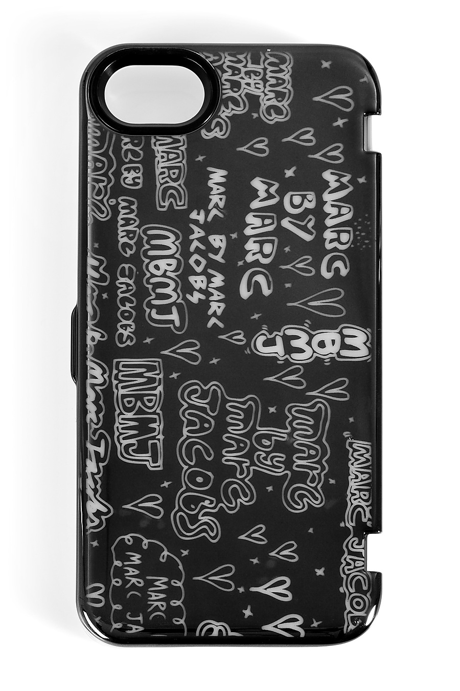 Marc by Marc Jacobs - Scribble Mirror iPhone Case