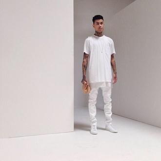 blouse white top white shirt