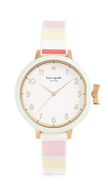 Kate Spade New York watch gold jewels