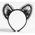 Lace Cat Ears Headband [FMHP66857] - $4.05 : ledchristmaslighting.com