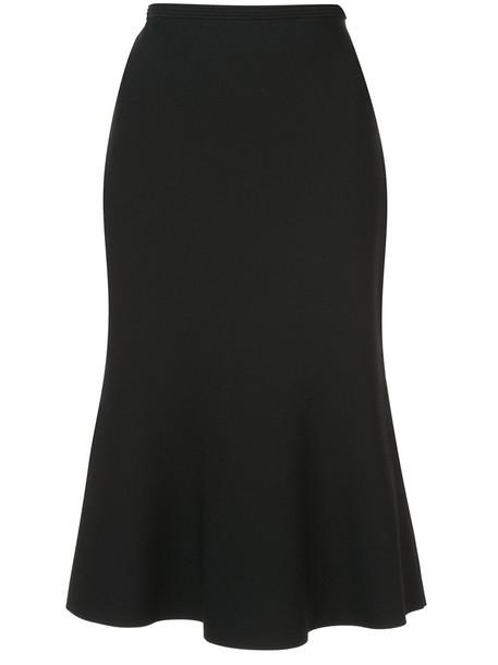 Dvf Diane Von Furstenberg skirt midi skirt women midi black