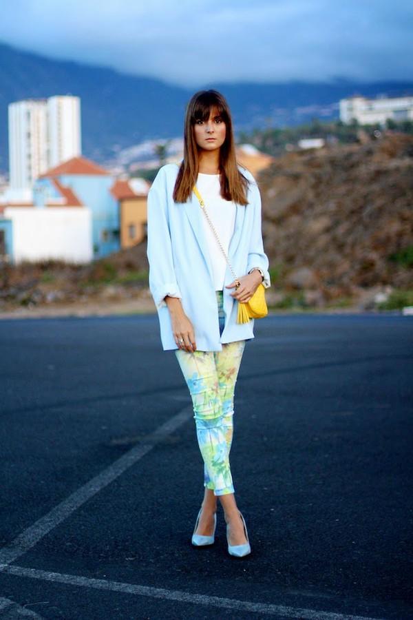 marilyn's closet blog blogger jacket t-shirt bag