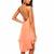 Sexy Women Chiffon Backless Sling Strap Back Mini Party Evening Dress Skirt | eBay
