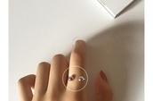 nail accessories,ring,accessories,minimalist,cute