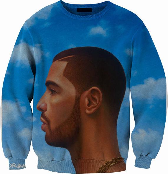 Drake Crewneck November 2017