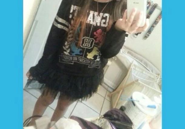 shirt skirt