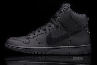 nike waterproof dunk sneakers shoes