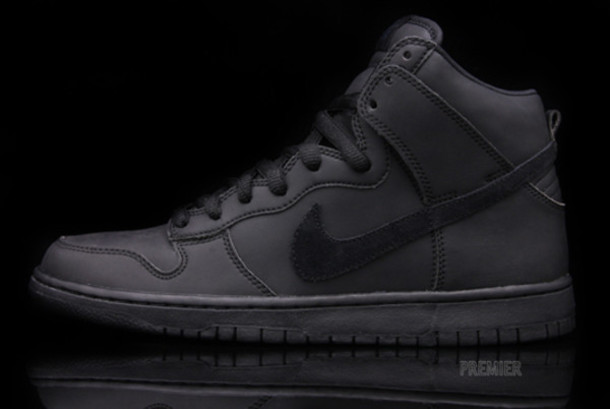 nike waterproof dunk sneakers shoes