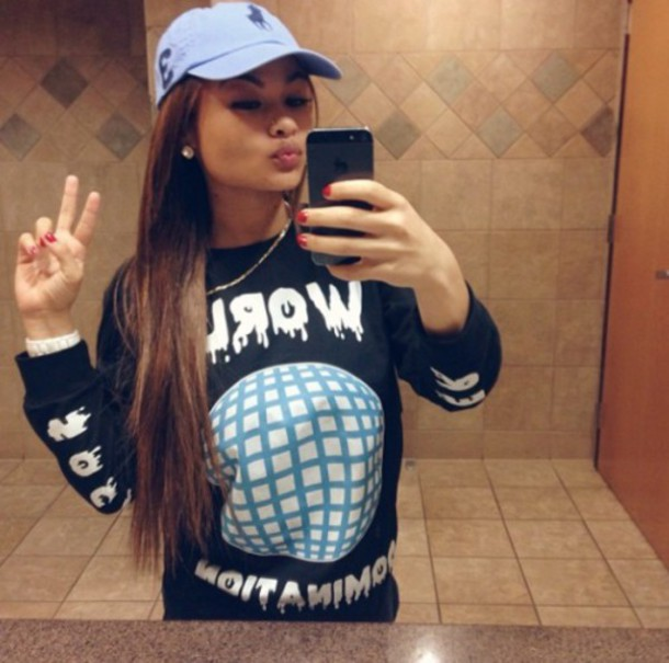 india westbrooks dope sweater
