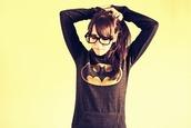 sweater,hoodie,batman