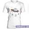 Planet and the astronauts unisex t-shirt - teenamycs
