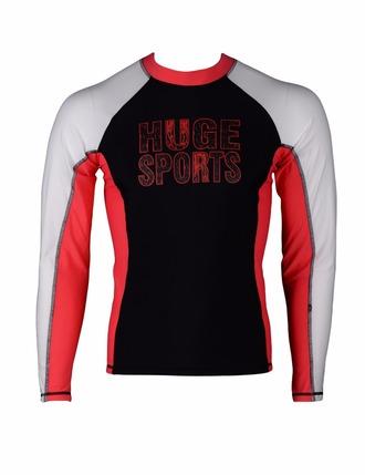 shirt rash guard sportswear surf long sleeves wetsuit t shirt print summer menswear mens shirt
