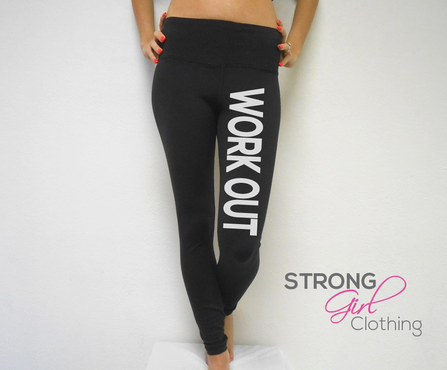 work out yoga pants - Pi Pants
