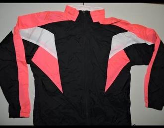 jacket nike sweater vintage windbreaker nylon neon nike adidas adidas sweater reebok 90s style 80s style