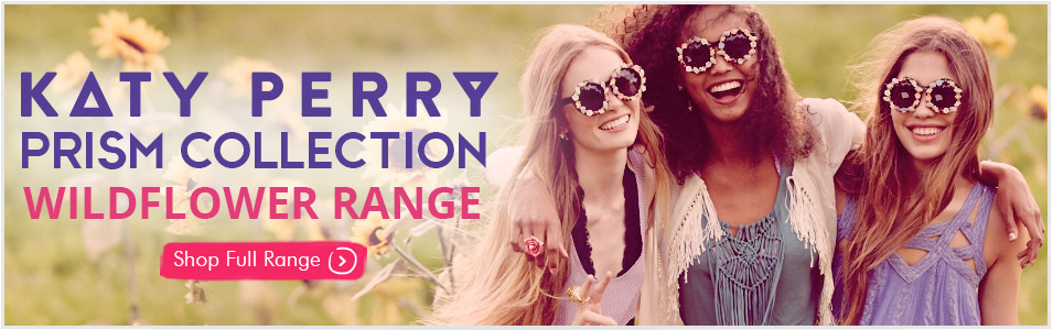 Claire's | Katy Perry PRISM Collection