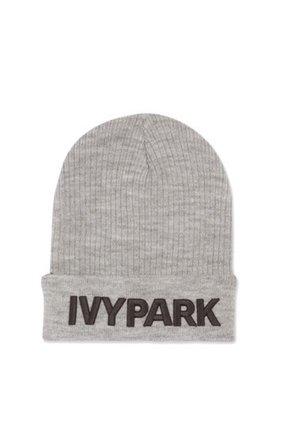 light hat beanie grey