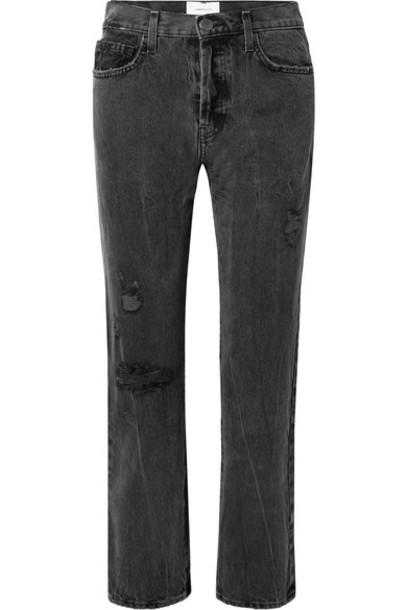 Current/Elliott jeans high black