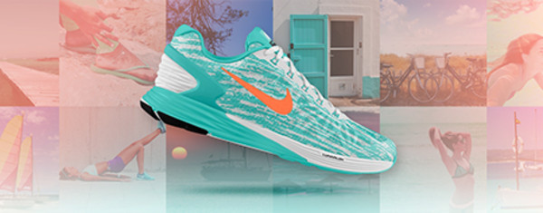 shoes lunarglide lunarglide 6 sundown formentera sky sportswear just do it running joggen workout orange just do it sportswear sports shoes torquise running shoes nike nike sportswear