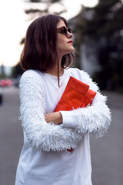 the fashion fraction blogger bag sunglasses