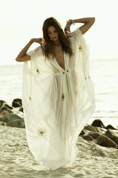 dress bohemian dress