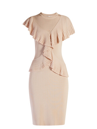 dress cross light pink light pink
