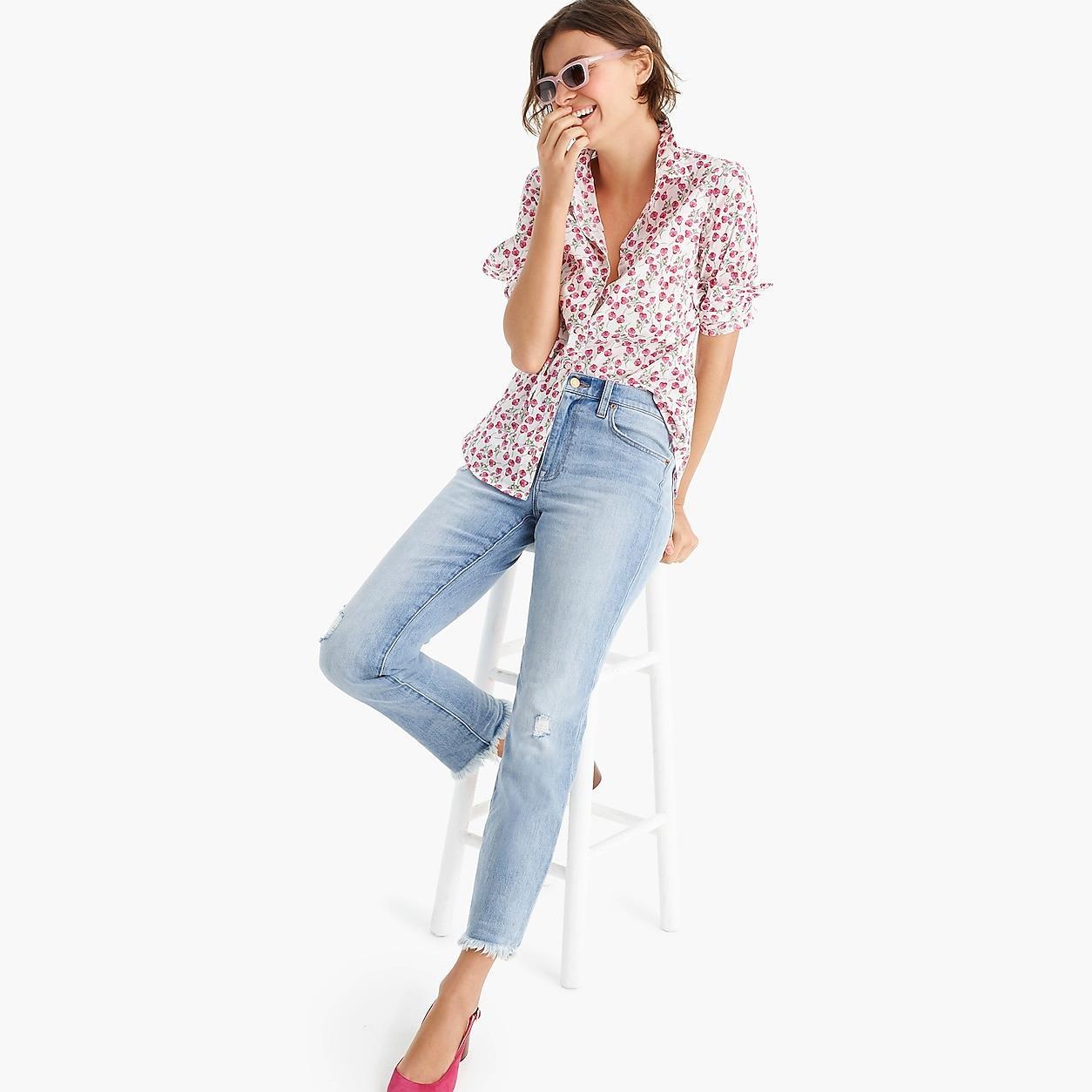 Slim Perfect Shirt In Liberty Floral