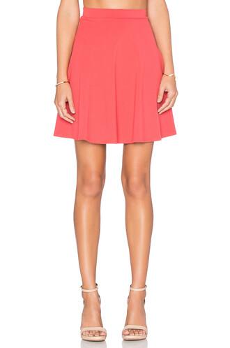 skirt high blush