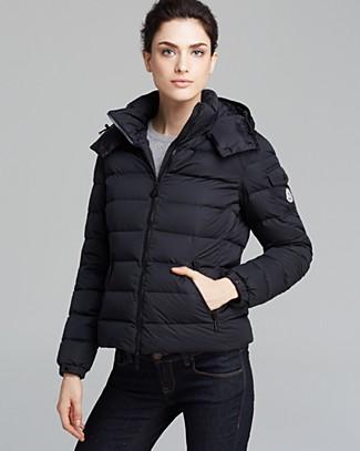 Moncler Badymat Short Down Jacket