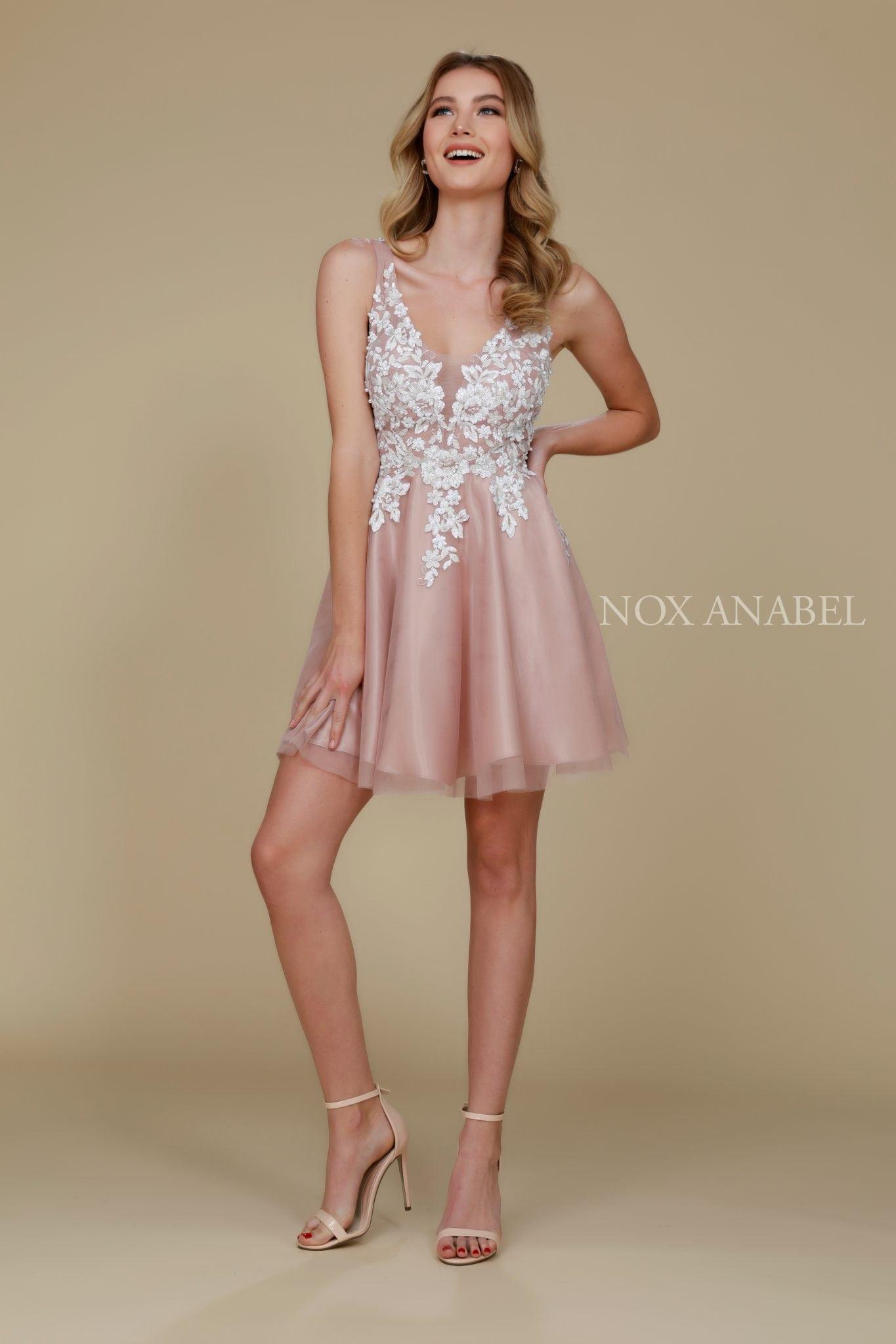 Nox Anabel G669 | Limelight Dresses
