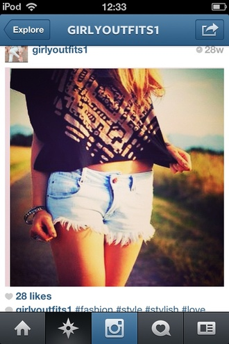 aztec cute summer outfits t-shirt gold where to get it? :) crop tops celebrity style blonde hair