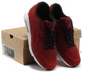 shoes,nike,red,black,velvet,suede,sneakers
