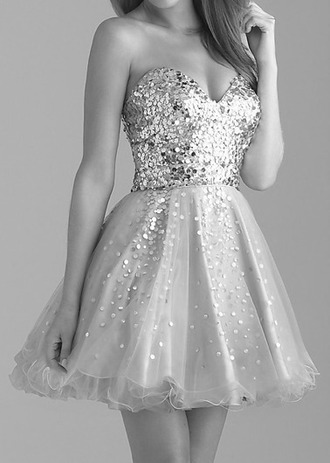 dress sparkling dress sparkle glitter dress sequin dress gold prom dress magic strapless gold dress cute dress short prom dress sequins yellow dress colorful homecoming dress short formal glitter blouse taylor swift dress gold champagne short dress bridesmaid new arrival bridesmaid dresses bag