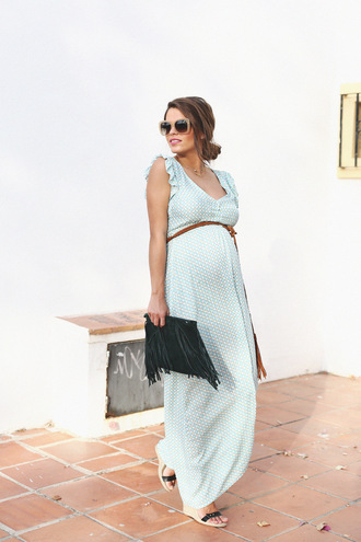 seams for a desire blogger dress belt shoes bag sunglasses maternity dress maternity