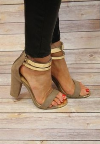 shoes heels high heels low heels low heel sandals nude heels gold heels