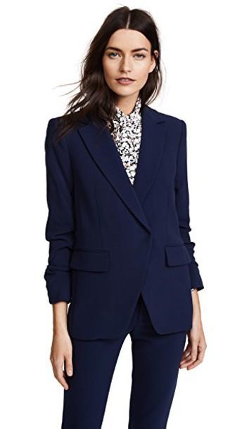 alice + olivia blazer jacket