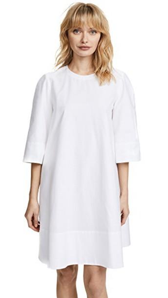Protagonist dress tunic dress white