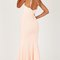 Marissa mermaid maxi gown