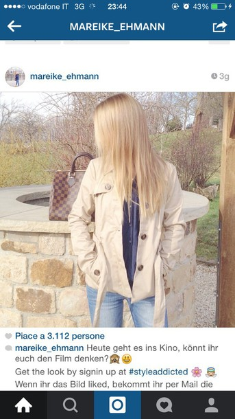 coat trench coat beige beige trench coat