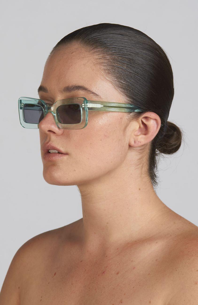 Franca Sunglasses - Sea Glass