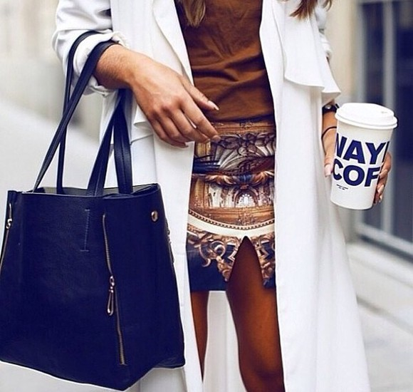 bag blue bag blue dress dark blue beauty