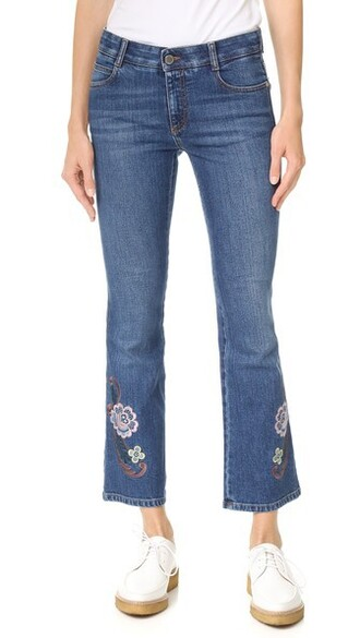 jeans flare jeans flare navy