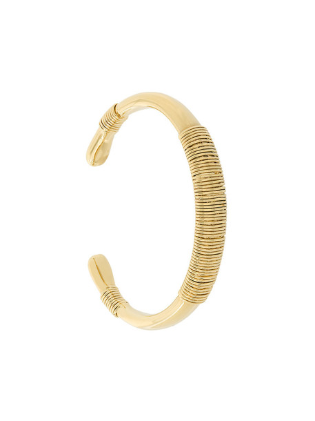 AURELIE BIDERMANN women gold grey metallic jewels