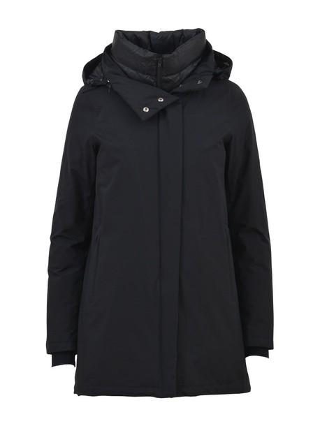 Herno jacket quilted black