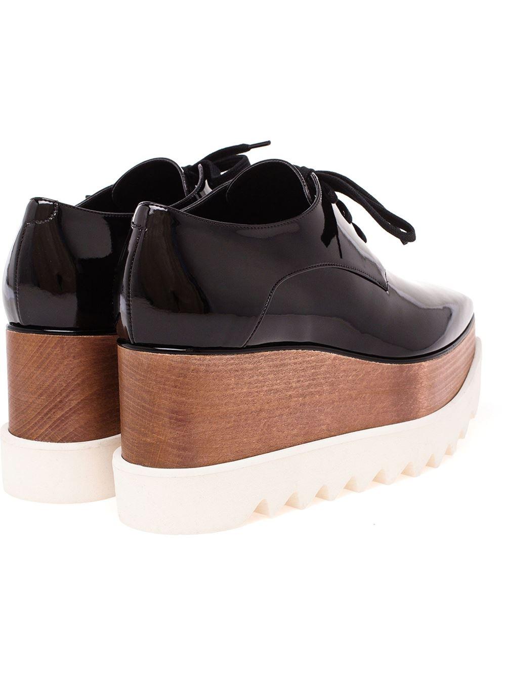Mccartney 'elyse' Flatform Shoes - Browns - Farfetch.com