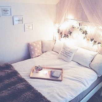 home accessory bedroom romantic girly