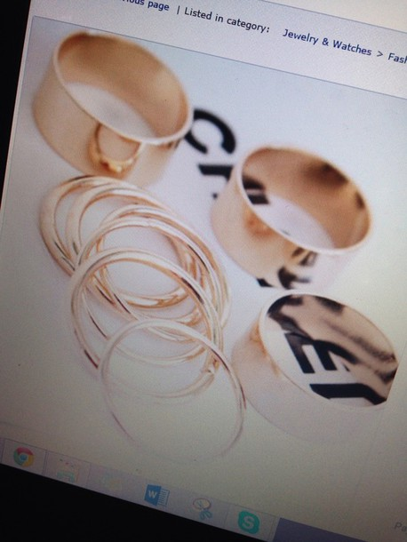 jewels knuckle ring ring gold ring